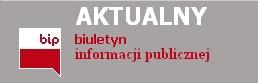 Baner: Biuletyn Informacji Publicznej